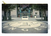 Texas Rangers Logo Carry-all Pouch
