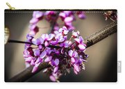 Texas Redbud Carry-all Pouch