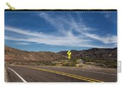 Texas River Road Carry-all Pouch