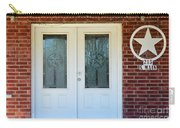 Texas Star Double Doors Carry-all Pouch