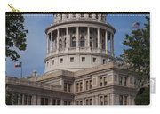 Texas State Capitol - Austin Tx Carry-all Pouch