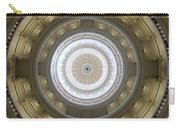 Texas State Capitol - Interior Dome Carry-all Pouch