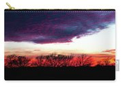 Texas Sunset Carry-all Pouch