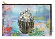 Texas Wildflowers Tp A D Carry-all Pouch