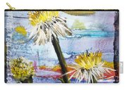 Texas Wildflowers Tp A E Carry-all Pouch