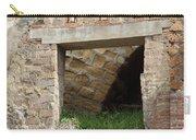 Textural Antiquities Herculaneum Four Carry-all Pouch