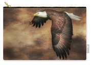 Textured Eagle 2 Carry-all Pouch