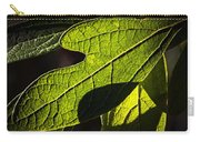 Textured Glow Carry-all Pouch