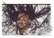 Textured Locs Carry-all Pouch