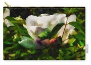 Textured Nature Carry-all Pouch