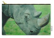 Textured Rhino Carry-all Pouch