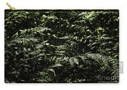 Textures Of A Rainforest Carry-all Pouch