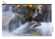 Textures Of Autumn Carry-all Pouch
