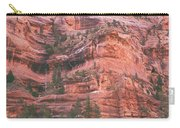 Textures Of Zion Carry-all Pouch