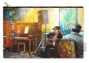 Tha Hambone Gallery In Clarksdale Carry-all Pouch