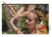 Thai Dancers Carry-all Pouch