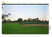 Thai Fields Carry-all Pouch