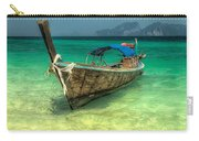 Thai Longboat  Carry-all Pouch