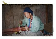 Thai Weaving Tradition Carry-all Pouch