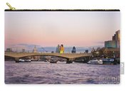 Thames Glow Carry-all Pouch