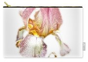 Thank You Greeting Items - Bearded Iris Carry-all Pouch