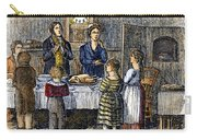 Thanksgiving, 1853 Carry-all Pouch