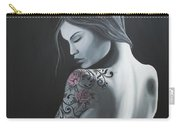 That Tattoo Girl Carry-all Pouch