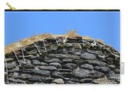 Thatched Cottage Gable Carry-all Pouch
