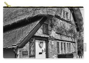 Thatched Cottages In Chawton 5 Carry-all Pouch