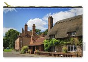 Thatched Cottages In Chawton 6 Carry-all Pouch
