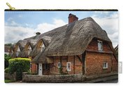 Thatched Cottages In Chawton Carry-all Pouch
