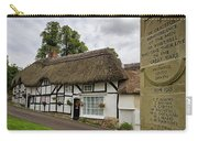 Thatched Cottages Of Hampshire 12 Carry-all Pouch