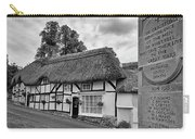 Thatched Cottages Of Hampshire 13 Carry-all Pouch