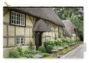 Thatched Cottages Of Hampshire 25 Carry-all Pouch