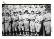 The 1911 New York Giants Baseball Team Carry-all Pouch