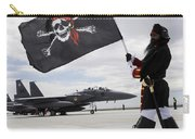 The 428th Fighter Squadron Buccaneer Carry-all Pouch by Stocktrek Images