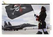 The 428th Fighter Squadron Buccaneer Carry-all Pouch