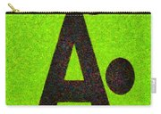 The A With Style Lime - Pa Carry-all Pouch