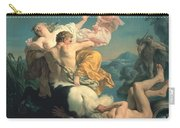 The Abduction Of Deianeira By The Centaur Nessus Carry-all Pouch
