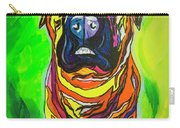 The Abstract Mastiff Carry-all Pouch