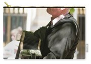 The Accordionist Carry-all Pouch