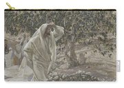 The Accursed Fig Tree Carry-all Pouch by Tissot