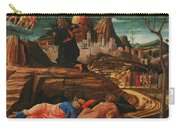 The Agony In The Garden 1455 Carry-all Pouch