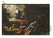 The Agony In The Garden Carry-all Pouch by Guiseppe Cesari