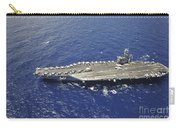 The Aircraft Carrier Uss Nimitz Carry-all Pouch