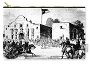 The Alamo Fort At San Antonio Carry-all Pouch