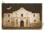 The Alamo Greeting Card Carry-all Pouch