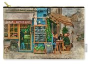 The Albar Coffee Shop In Alvor. Carry-all Pouch