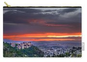 The Alhambra And Granada City Carry-all Pouch