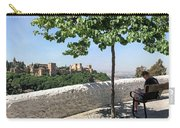 The Alhambra From Sacromonte Carry-all Pouch